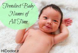 دانستنی هایی در مورد انتخاب نام برای جنین