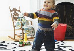 بهبود نحوه راه رفتن و استاندارد آن در کودک