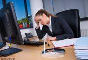 تداخل مشکلات زندگی خصوصی با شغل