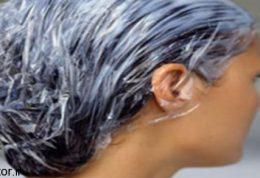 ماسک شیر نارگیل برای موهای نازک و ضعیف