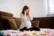 همه حالتهای سردرد در خانم های حامله