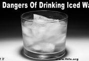 وقتی آب یخ وارد بدن می شود چه اتفاقی می افتد