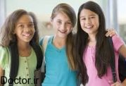 رابطه نگرانی با بلوغ دختران