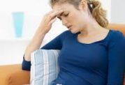 سرگیجه و زنان حامله