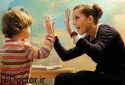 آموزش کودکانی به اختلال اوتیسم دچارند