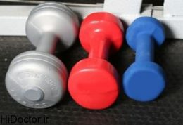 راهنمای انتخاب وزنه و دمبل با وزن مناسب