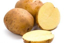 آیا میدانید پوست سیب زمینی سفیدی مو را کاهش میدهد