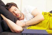 آموزش تصویری یوگا برای درمان بی خوابی