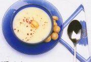 سوپ شیر قارچ - سوپ رژیمی
