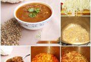سوپ عدس کم کالری