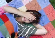 ناراحتی های مختلف هنگام بیدارشدن از خواب
