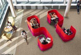 با تازه ترین و مدرن ترین میزهای کارمندی آشنا شوید