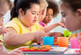 پیدایش چاقی در سنین پایین