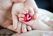 همه علائم مشکلات قلبی در نوزادان