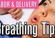 اهمیت تکرار و تمرین تنفس قبل از موعد زایمان