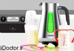 دستگاهی برای تهیه شیرخشک