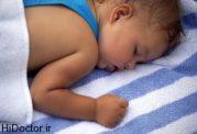 در مواجهه با تعریق اطفال چه کنیم
