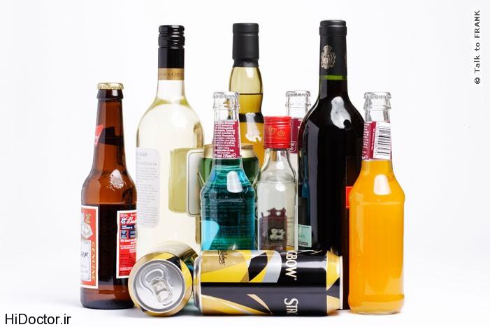 چه غذاهایی برای الکلی ها خوبست؟