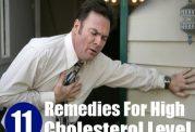 11 درمان خانگی برای کاهش سطح کلسترول