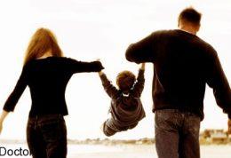 دوستی و مهر و محبت بین والدین و فرزندان