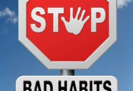یک سری عادات اشتباه که باید کنار بگذارید