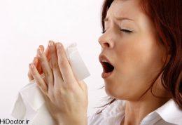 آلرژی دارم یا سرما خوردم؟