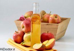 چگونه سرکه سیب «اسكارلت جوهانسون»  را زیبا کرد