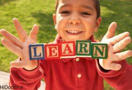 یاد دادن زبان جدید به کودک