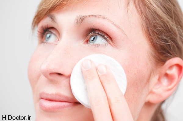 در آرایشگاهها هرگز پوستتان را پاکسازی نکنید
