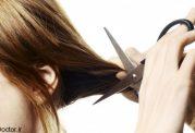 ضرورتی ندارد موهایتان را هر ماه  کوتاه کنید