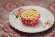 روش درست کردن تخم مرغ در قالب کیک یزدی