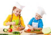 تغییر عادات غذایی در کودکان و ابتلا به بیماری های روده