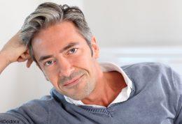 موهای جوگندمی در مردان