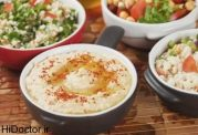 غذای حُمُص چه فایده هایی برای سلامتی انسان دارد؟