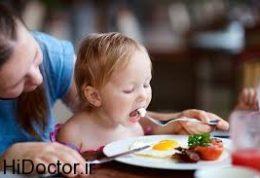 ممنوعیت این مواد غذایی برای بچه