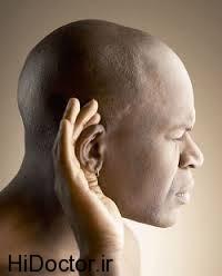 نشنیدن صداها به صورت واضح