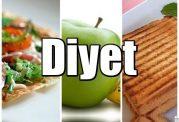 کاهش وزن با یک رژیم غذایی جالب