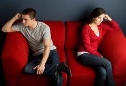 نحوه رفتار پس از نزاع زناشویی