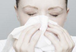 استرس آلرژیکی
