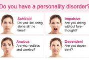 بررسی چند مورد از اختلالات متفاوت شخصیتی