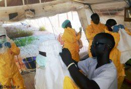 فایل PDF راهنمای اورژانس بیمارستانی در مواجهه با ابولا