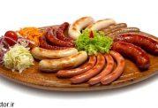 توضیح کامل طب سنتی درباره مصرف سوسیس