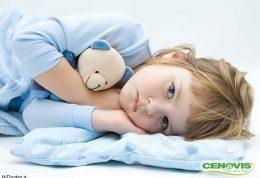 علل شب بیداری کودک