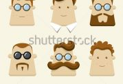 شخصیت شناسی مردان از روی فرم سرو صورت