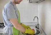 فواید انجام دادن کارهای منزل برای مردان