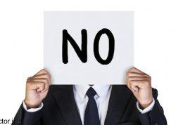 تمرین های ساده برای گفتن نه