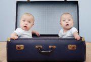دوقلوهایی که همزمان دو والد دارند!