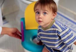 همه مشکلات اطفال با دستشویی رفتن