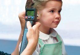 تصاویر دستگاه تست شنوایی ABR