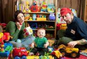 5 اسباب بازی که به به  بهبود توانایی کودک کمک میکند